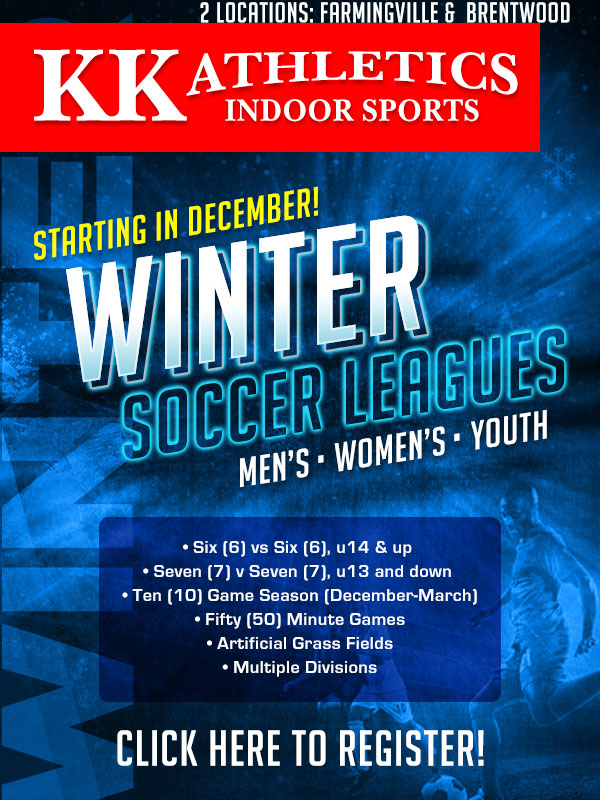 KK Athletics Winter Leagues