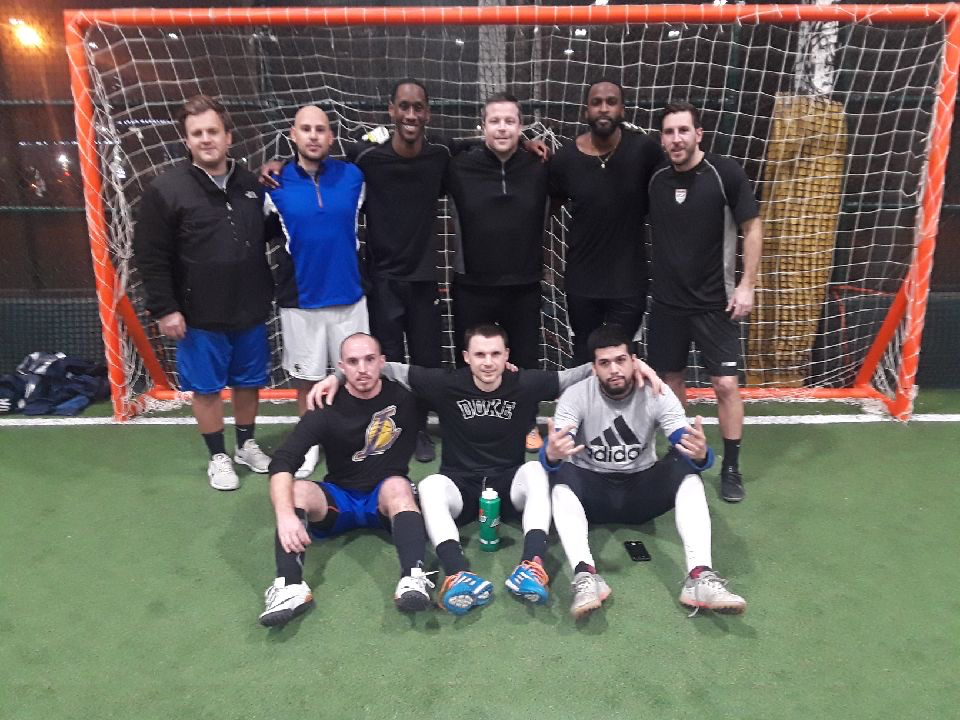 Congratulations to our Fall 2019 Men's League Winners Hasbeens!!! Congrats to Wolves our Finalist!!