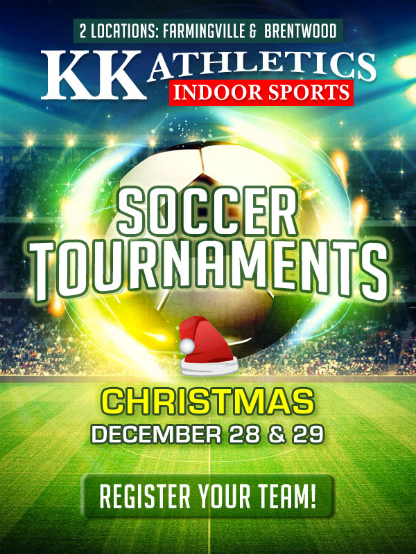 2018 Christmas Tournaments December 28, 29